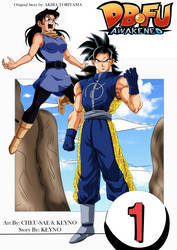 Dragon Ball Future Unbound Awakened by KeynoRoyal