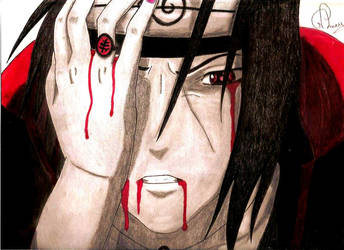Itachi by Princessnikoru