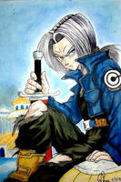 Trunks by Princessnikoru