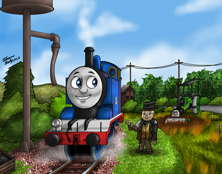 Favorite Thomas Eps#9 - Lady Hatt's Birthday Party by MeganekkoPlymouth241