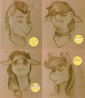 Pony emoji challege by ManiaK-PL