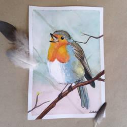 Robin by ManiaK-PL