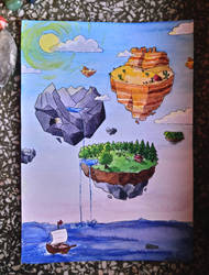 Islands by ManiaK-PL