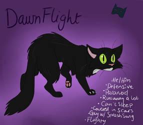 DawnFlight by Pumpkin-Paw