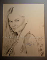 Saviour    Signed by Jennifer Morrison. by Unicorn001