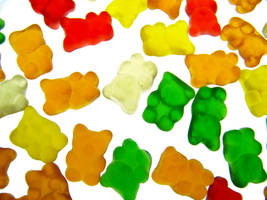 Gummy Bears 6 by DegraHuma-Stock