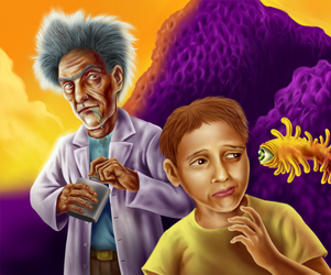 RICK AND MORTY by AnOddStore