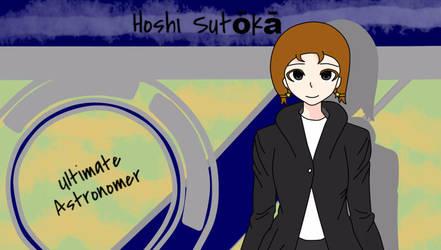 Hoshi Sutoka by TabithaWhitaker