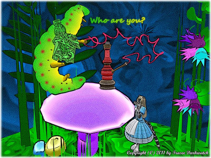 Trasee in Wonderland by traseedarkwatch