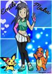 Pokemon_Oc_Emili_Moka by mariyami5