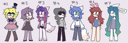 adoptables #11 (OPEN) by cinnamon-minh111