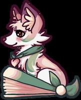 Momo Pixel Chibi by poppyspice