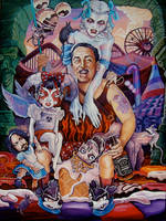 ' Welcome To The Terrordome' by davidmacdowell