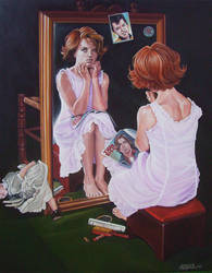 'Pretty In Pink' by davidmacdowell