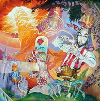 The Creation Of Anarchy Divine by davidmacdowell