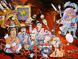 Eat The Rich by davidmacdowell