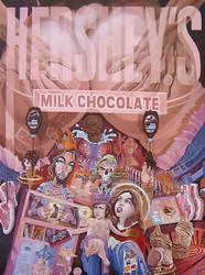 Sexual Chocolate by davidmacdowell
