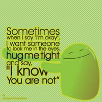so i hug by szczygiel