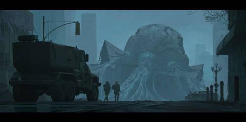 What the ..blob by Rajanandepu