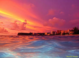 Guam's Greatest Sunsets by brandonmardon