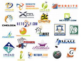 Brand Logos by creativefad