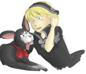Machika and Kiki by Ayuna-chan