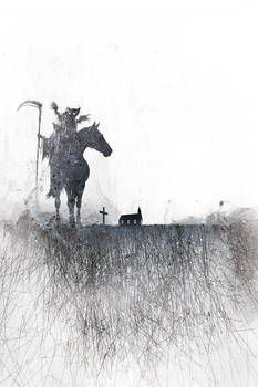 Death Rides a Horse by axcy