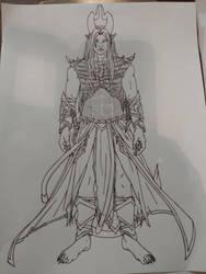 Sabin sketch by anndreaa