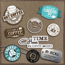 Digital Scrapbooking - Coffee Time Addon #1 by Rickulein
