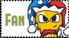 Spark the Electric jester stamp request 2 1/5 by MegaAdamX