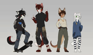 New Kids by Noxivaga