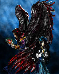 Messengers of Twilight goddes by Rawyen