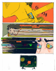 BAD TRIP 2/2 by Muuugi