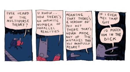 multiverse theory by Muuugi