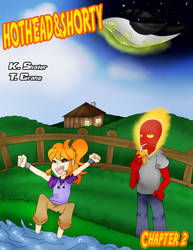Chapter 2 Cover by Hothead-Shorty-Comic