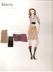 Misanthrope 2 - Marcia 1 by isabellascott
