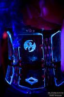 LED Corset by dainsane1