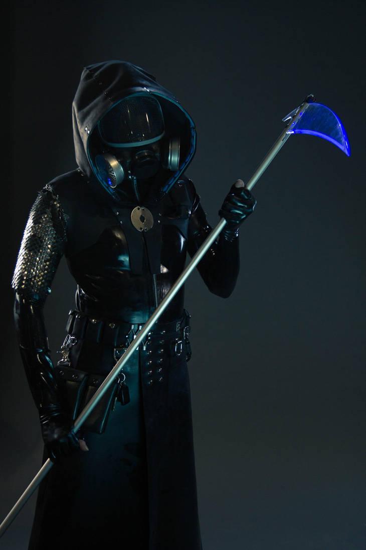 Death Knight by dainsane1