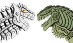 Godzilla vs MechaGodzilla by chris-illustrator