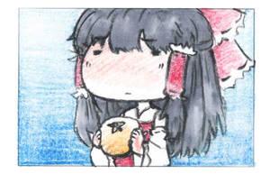 the orange is rotten by YangTuZhi