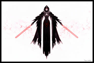 Sith by TheSacredMushroom