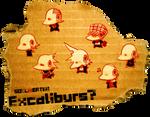 SE Excaliburs ? by NosferatuTheNictuku