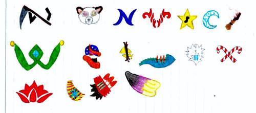 Thanta Claus Teaser: Plane Icons by Blockio1999