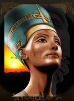 Nefertiti... by mici-mimi