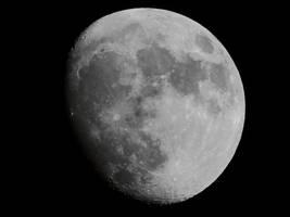 88.6% Moon by L-Spiro