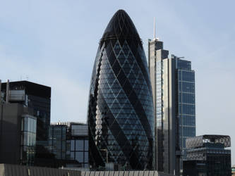 30 St. Mary Axe by L-Spiro