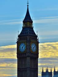Big Ben by L-Spiro