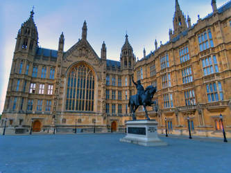 Palace of Westminster by L-Spiro