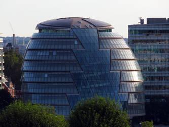 London City Hall by L-Spiro