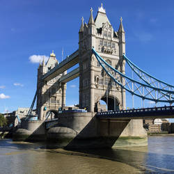 Tower Bridge by L-Spiro